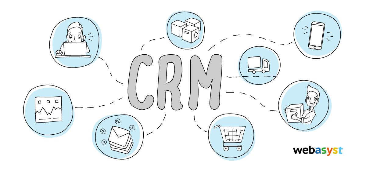 CRM Webasyst для интернет-магазина