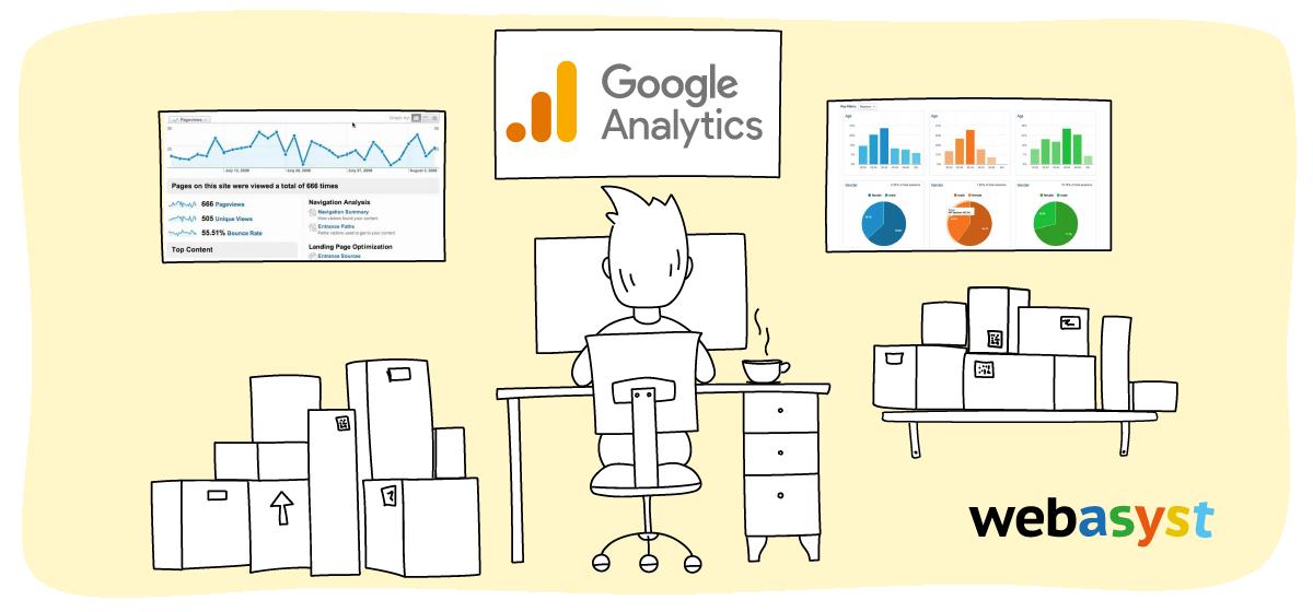 Как использовать Google Analytics для интернет-магазинов