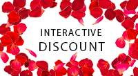 Interactive discount to the Women's Day