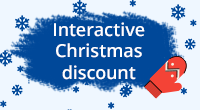 Interactive christmas discount