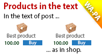 Products in the text