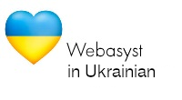 Webasyst in Ukrainian