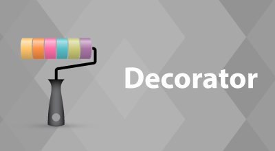 Decorator for Default 3 theme